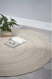 agna round rug from the next uk
