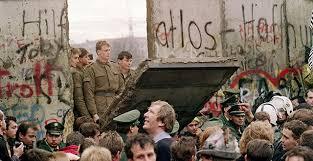 När Berlinmuren föll förändrades Europa | LL-Bladet