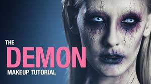demon makeup tutorial you