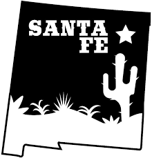 Amazon Com Jb Print Santa Fe New Mexico Vinyl Decal Sticker Car Waterproof Car Decal Bumper Sticker 5 Kitchen Dining