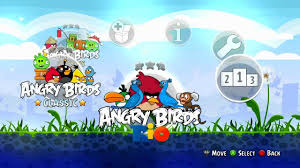 Angry Birds Trilogy (Classic) - Xbox 360 Gameplay - YouTube