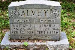 "Sarah Adeline ""Addie"" Howell Alvey (1864-1926) - Find A Grave Memorial"