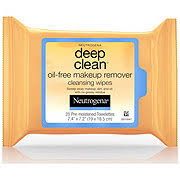 free makeup remover cleansing wipes