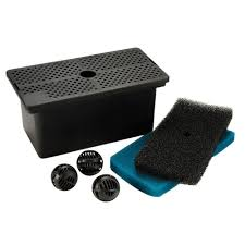 total pond universal pump filter box