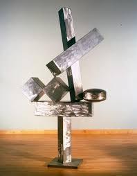 Cubi XIX', David Smith, 1964   Tate