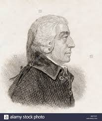 Adam Smith, c.1723 -1790. Scottish social philosopher and pioneer ...