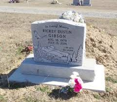 Rickey Dustin Gibson (1979-2016) - Find A Grave Memorial