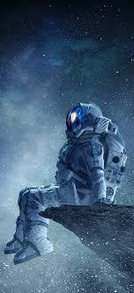 astronaut wallpaper xr