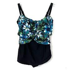 delta burke swimsuit womens size 20w
