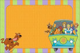 Imprimibles De Scooby Doo Fiesta De Cumpleanos Para Ninos