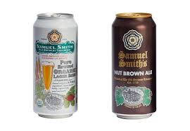 Samuel Smith Exports Cans Of Organic Lager & Nut Brown Ale To The United  States