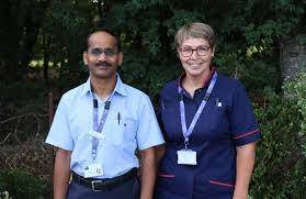 Working together for a 'good death' - ehospice