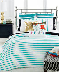 kate spade harbour stripe turquoise