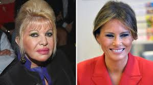 "Melania Trump Camp Answers Ivana Trump's ""I'm First Lady"" Claim | Hollywood  Reporter"