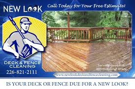New Look Deck And Fence Cleaning Home Facebook