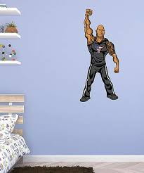 Fathead Wwe The Rock Decal Set Best Price And Reviews Zulily