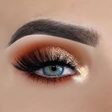 gorgeous eye makeup for blue eyes