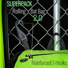 Boombah Inc The New And Improved Superpack Rolling Bat Facebook