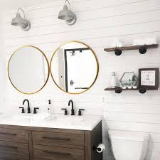 neutype modern metal round hanging wall