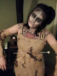 voodoo doll home made costume diy