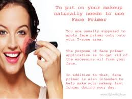 benefits of using makeup primer by