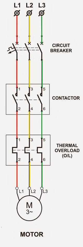 dol starter power diagram (1.1)
