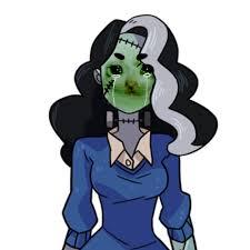 By dudeimintomonsterprom (Monster Prom - Vicky Schmidt) | Monster prom,  Prom memes, Character art