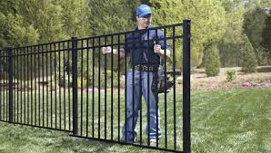 Iron Craft Fences Mechanical Aluminum Fence Multiple Options Mps 18 6028 Engineering Express