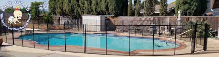 Baby Guard Pool Fence Of Fresno California Pool Fences
