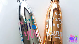 How To Make Custom Water Bottles Personalize Water Bottles