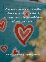 true love is not so much geniusquotes