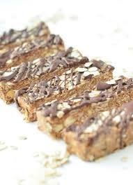 no bake healthy granola bars the