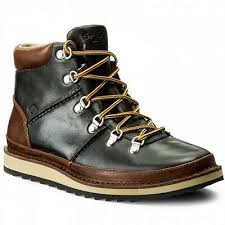 sperry high top sider leather boots