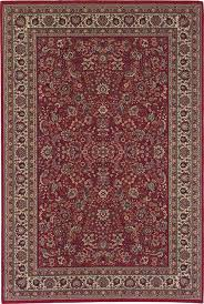 oriental weavers 113r3 red area rugs