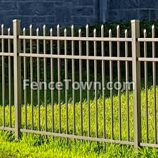 Jerith Style 100 Aluminum Fence Panel 48h X 72 5w Fencetown
