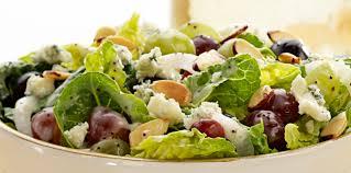 three g salad with poppyseed