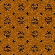 mcm pattern logo loix