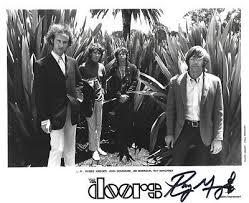 The Doors L A Woman Vinyl Decal Car Bumper Sticker Jim Morrison Ray Manzarek