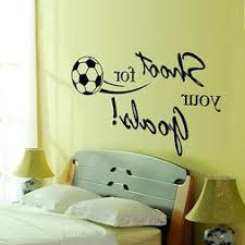 Sports Wall Decals For Kids Rooms Wall Decals