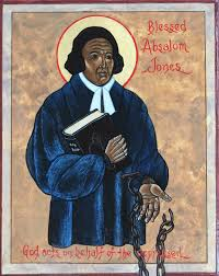 Absalom Jones Painting by Tracy Councill