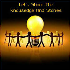 let s share the knowledge and stories posts facebook
