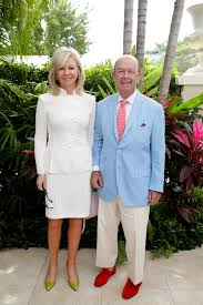 Hilary Geary Ross and Wilbur Ross | Boys' Club of New York | Flickr