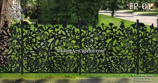 Fence Panels Design Studio Art Caprice