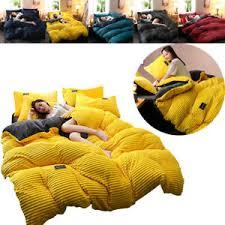 decorative duvet quilt cover bed sheet