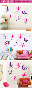 Wholesale Fairy Wall Stickers Girls Bedrooms Buy Cheap In Bulk From China Suppliers With Coupon Dhgate Black Friday