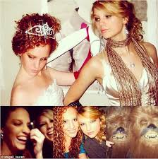Taylor Swift's original BFF Abigail Anderson has been there all ...