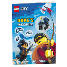 LEGO® City Duke's Mission! - AMEET