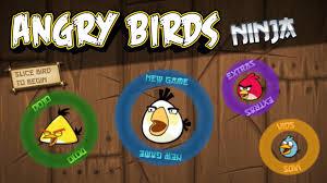 Ninja Angry Birds Ninja Angry Birds is a free flash game. You can ...