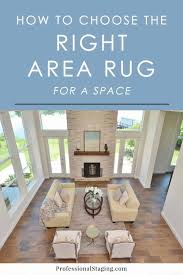 how to choose the right area rug mhm