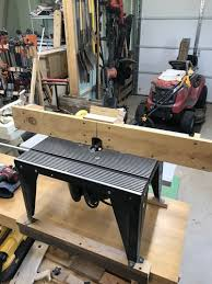 Any Experience In Craftsman 25444 Router Table By Bcemail Lumberjocks Com Woodworking Community